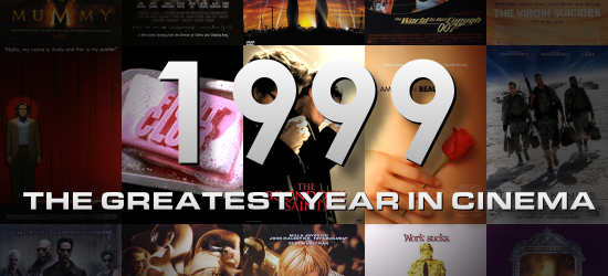1999 – The Greatest Year in Cinema