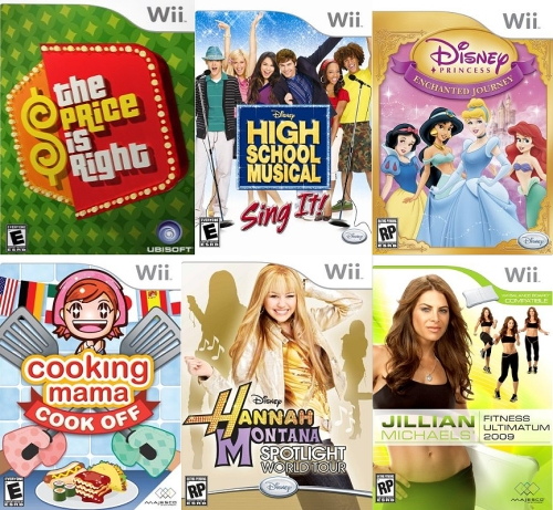 The best Wii has to offer…