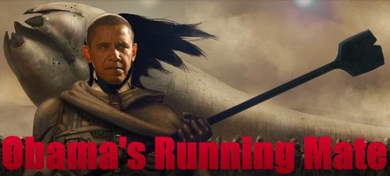 Obama's Running Mate